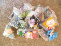 McDonald happy meal toys in San Clemente, California