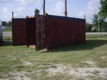 20'x8' Container in Navasota, Texas