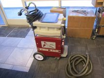 CFR Pro Station 400 Commercial Carpet Cleaner Extractor in Orland Park, Illinois