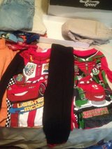 size 6 boys cars pjs in Eglin AFB, Florida