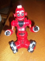 Wowwee Tribot in Yorkville, Illinois