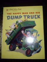 The Happy Man and His Dump Truck book in Camp Lejeune, North Carolina