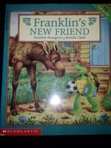 Franklin's New Friend book in Camp Lejeune, North Carolina
