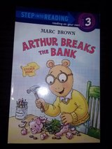 Arthur Breaks the Bank softcover book in Camp Lejeune, North Carolina