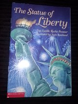 The Statue of Liberty book in Camp Lejeune, North Carolina