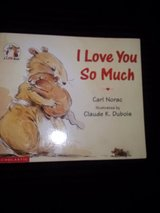 I Love You So Much book in Camp Lejeune, North Carolina