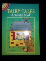Fairy Tales Activity book in Camp Lejeune, North Carolina